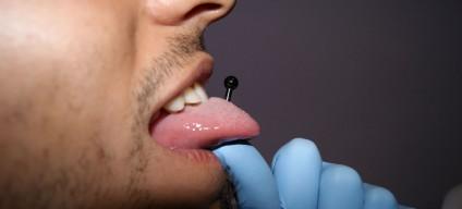 Piercing Oral